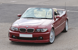 BMW Alpina B3 E46 Facelift Convertible
