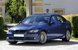 BMW Alpina B3 E90/E91/E92/E93 (E90) 三厢