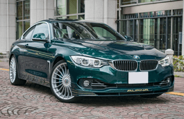 BMW Alpina B4 wheels and tires specs icon