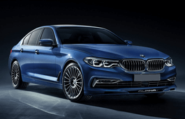 BMW Alpina B5 wheels and tires specs icon
