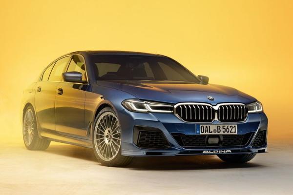 BMW Alpina B5 G30/G31 (G30) Saloon