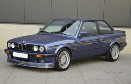 BMW Alpina B6 wheels and tires specs icon