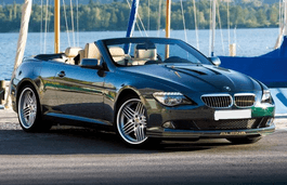 BMW Alpina B6 E63/E64 Facelift (E64) Convertible