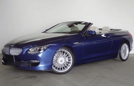 BMW Alpina B6 F06/F12/F13 (F12) Convertible