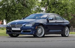 BMW Alpina B6 F06/F12/F13 (F06) Gran Coupe