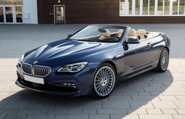 BMW Alpina B6 F06/F12/F13 Facelift (F12) Convertible