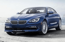 BMW Alpina B6 F06/F12/F13 Facelift (F06) Gran Coupe