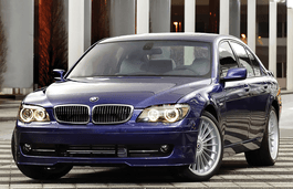 BMW Alpina B7 E65/E66 Facelift 三厢