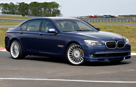 BMW Alpina B7 F01/F02 Saloon