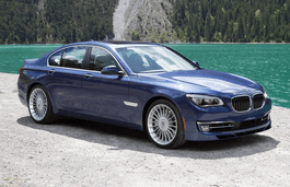 BMW Alpina B7 F01/F02 Facelift Saloon