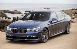 BMW Alpina B7 G12 Saloon