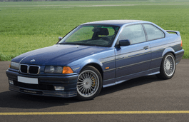 BMW Alpina B8 wheels and tires specs icon