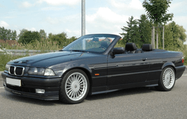 BMW Alpina B8 E36 Convertible