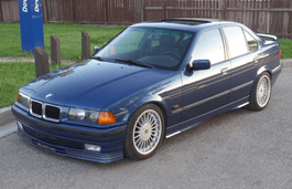 BMW Alpina B8 E36 Saloon