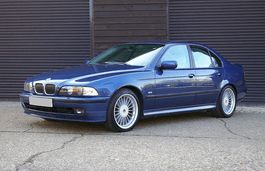 BMW Alpina D10 wheels and tires specs icon