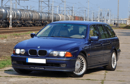 BMWアルピナ D10 E39 Touring