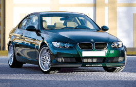 BMW Alpina D3 wheels and tires specs icon