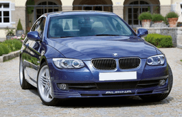 BMW Alpina D3 E90/E91/E92 Facelift (E92) Coupe