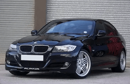 BMW Alpina D3 E90/E91/E92 Facelift (E90) 三厢
