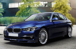 BMW Alpina D3 F30/F31 (F30) Saloon