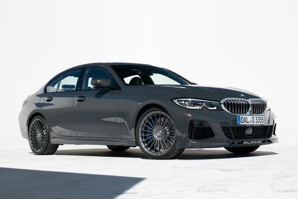 BMWアルピナ D3 G20/G21 (G20) セダン