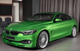 BMW Alpina D4 F32/F33 Facelift (F32) Coupe