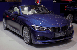 BMW Alpina D4 F32/F33 Facelift (F33) Convertible