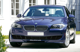 BMW Alpina D5 F10/F11 (F10) Saloon