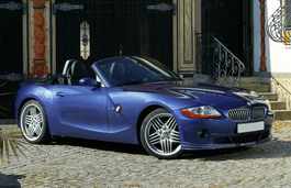 BMW Alpina Roadster E85 Roadster