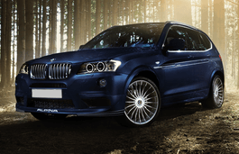 BMW Alpina XD3 wheels and tires specs icon