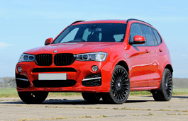 BMW Alpina XD3 F25 Facelift SUV