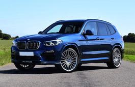BMW Alpina XD3 wheels and tires specs icon