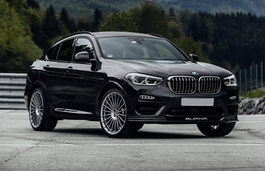 BMW Alpina XD4 wheels and tires specs icon