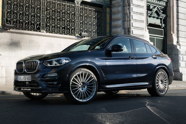 BMW Alpina XD4 wheels and tires specs icon
