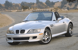 BMW M Roadster wheels and tires specs icon
