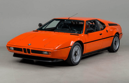 BMW M1 E26 Coupe