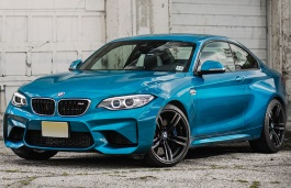 BMW M2 wheels and tires specs icon