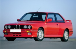 BMW M3 E30 Coupe