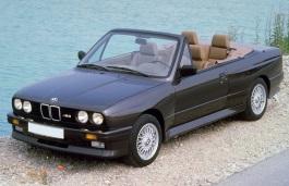 BMW M3 E30 Cabrio