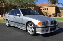 BMW M3 E36 Saloon