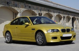 BMW M3 E46 Coupe