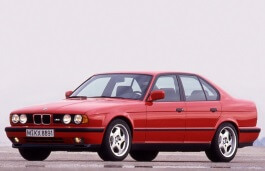 BMW M5 II (E34) Berline