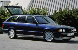 opony do BMW M5 II [1988 .. 1995] Touring, 5d (E34)