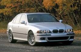 opony do BMW M5 III [1998 .. 2003] Saloon (E39)