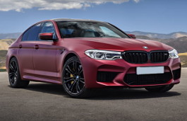 opony do BMW M5 VI [2017 .. 2019] Saloon (F90)