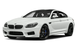 BMW M6 F06/F12/F13 Facelift (F06) Gran Coupe