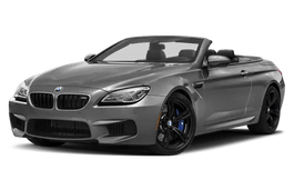 BMW M6 F06/F12/F13 Facelift (F12) Convertible
