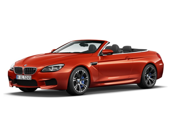 BMW M6 F06/F12/F13 Facelift (F12) カブリオレ