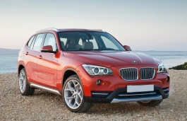 BMW X1 I (E84) Restyling Closed Off-Road Vehicle