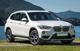 BMW X1 II (F48) Closed Off-Road Vehicle